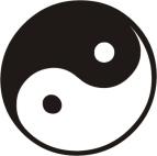Planetagoma-el-poder-del-color-negro-psicologia-motivacion-inspiracion-yinyang